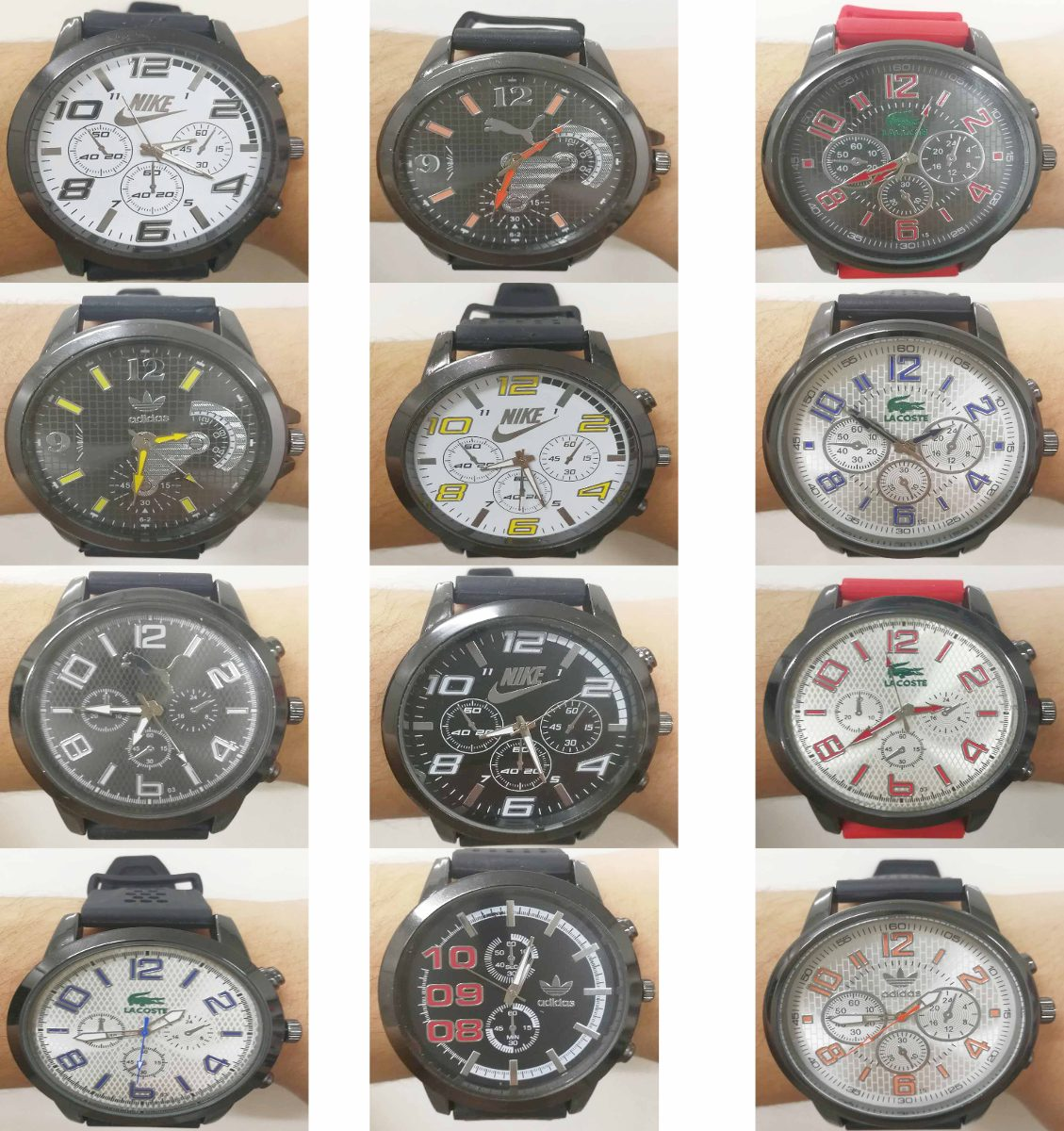 d60a5ee7445 relógio masculino atacado kit 20 marcas varias frete grátis. Carregando zoom .