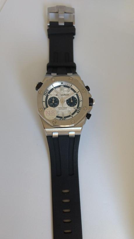 1836e3158bc Relógio Masculino Audemars Piguet Royal Oak Offshore - R  679