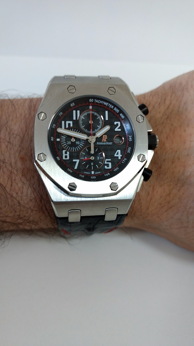 0f4111a337d relógio masculino audemars piguet - quartz. Carregando zoom.