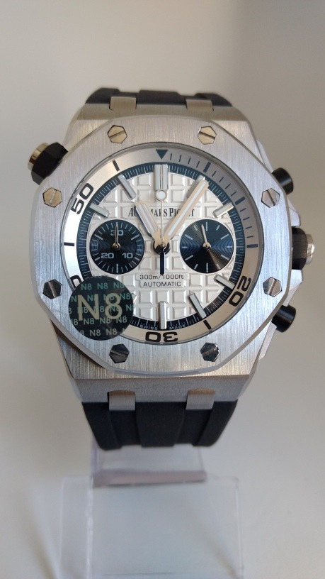 3d7e023625f relógio masculino audemars piguet royal oak offshore. Carregando zoom.
