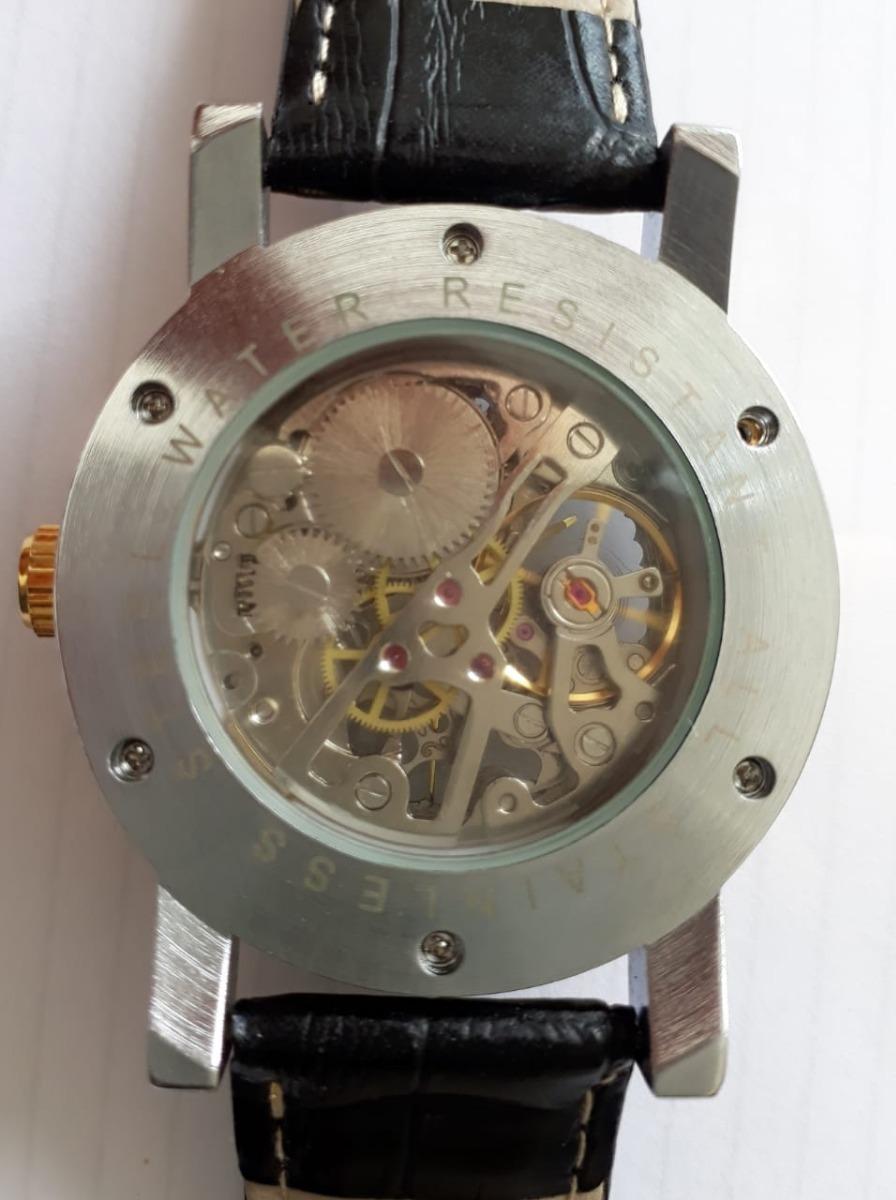 0e4c0ce1dae relógio masculino automático mecânico skeleto mg orkina luxo. Carregando  zoom.