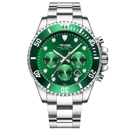 03bb280ed74 Relógio Masculino Automático Original Frete Grátis Tevise - R  279 ...
