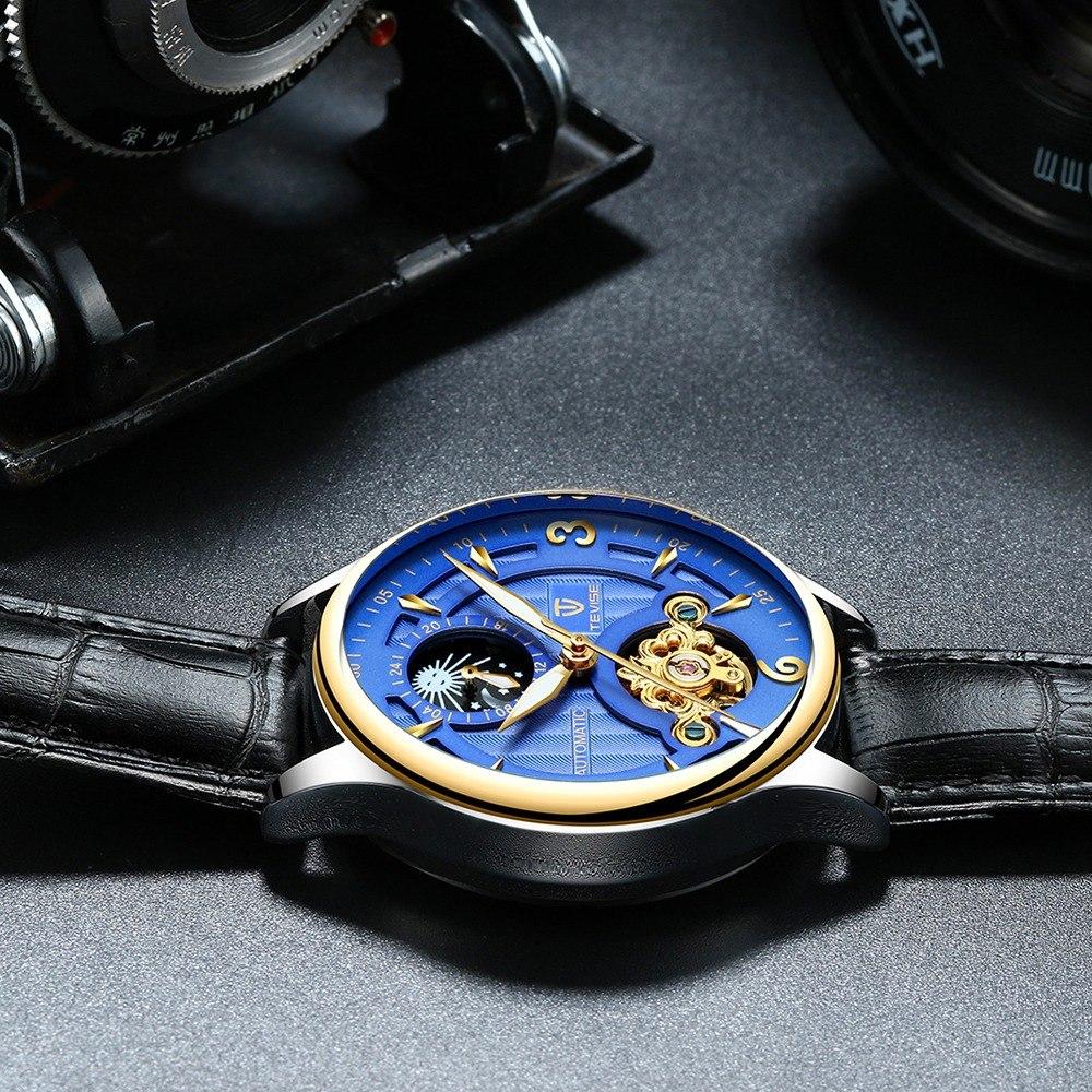 94c0d0d329f relógio masculino barato original automatico luxo + brinde. Carregando zoom.