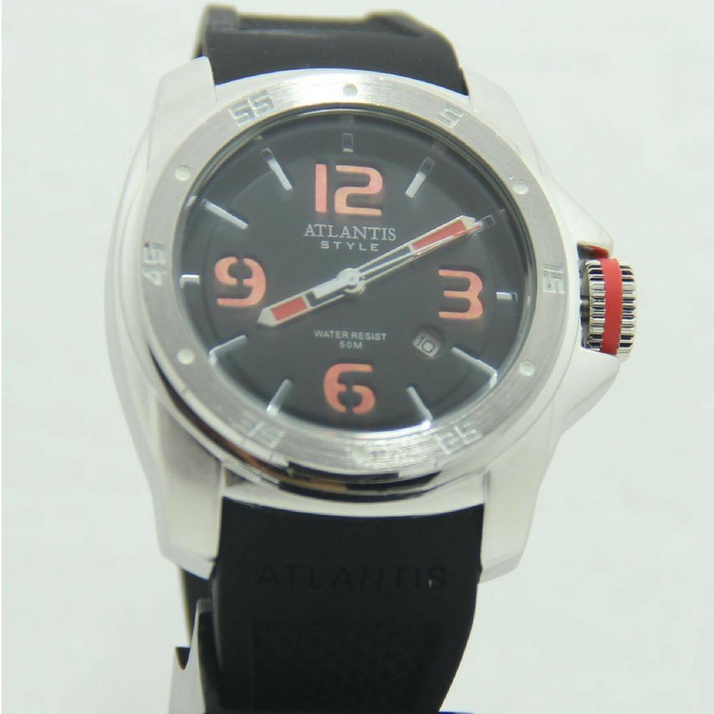 9091081b448 relógio masculino barato serie prata dourad analogic digital. Carregando  zoom.