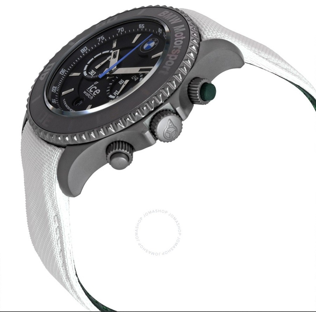 cd80b41915f relógio masculino bmw motorsport ice com cronógrafo. Carregando zoom.