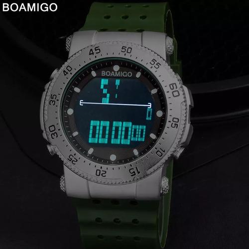 relógio masculino  boamigo importado.