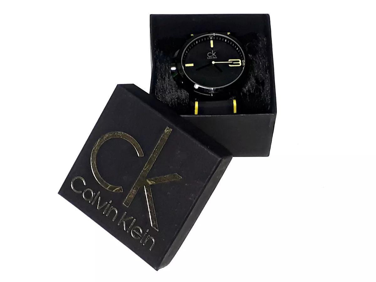 d175fdd0f94 relógio masculino calvin klein analógico ck réplica cores. Carregando zoom.