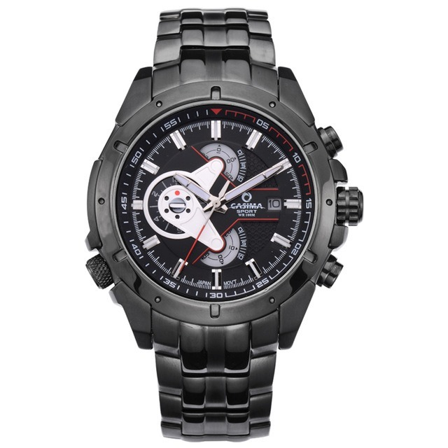 1cd101af9 Relógio Masculino Casima Multifunções (original) - R  159