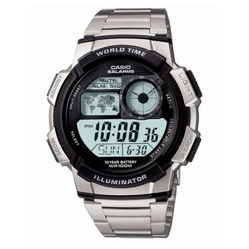 relógio masculino casio