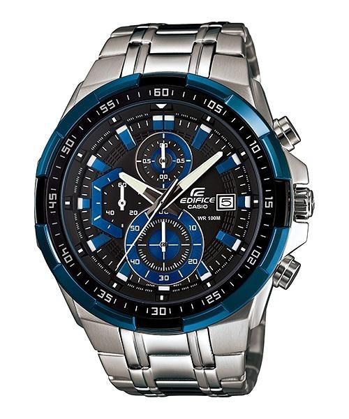 fb965a42b29 Relógio Masculino Casio Edifice Efr-539zd-1a2v 47mm Prata - R  784 ...