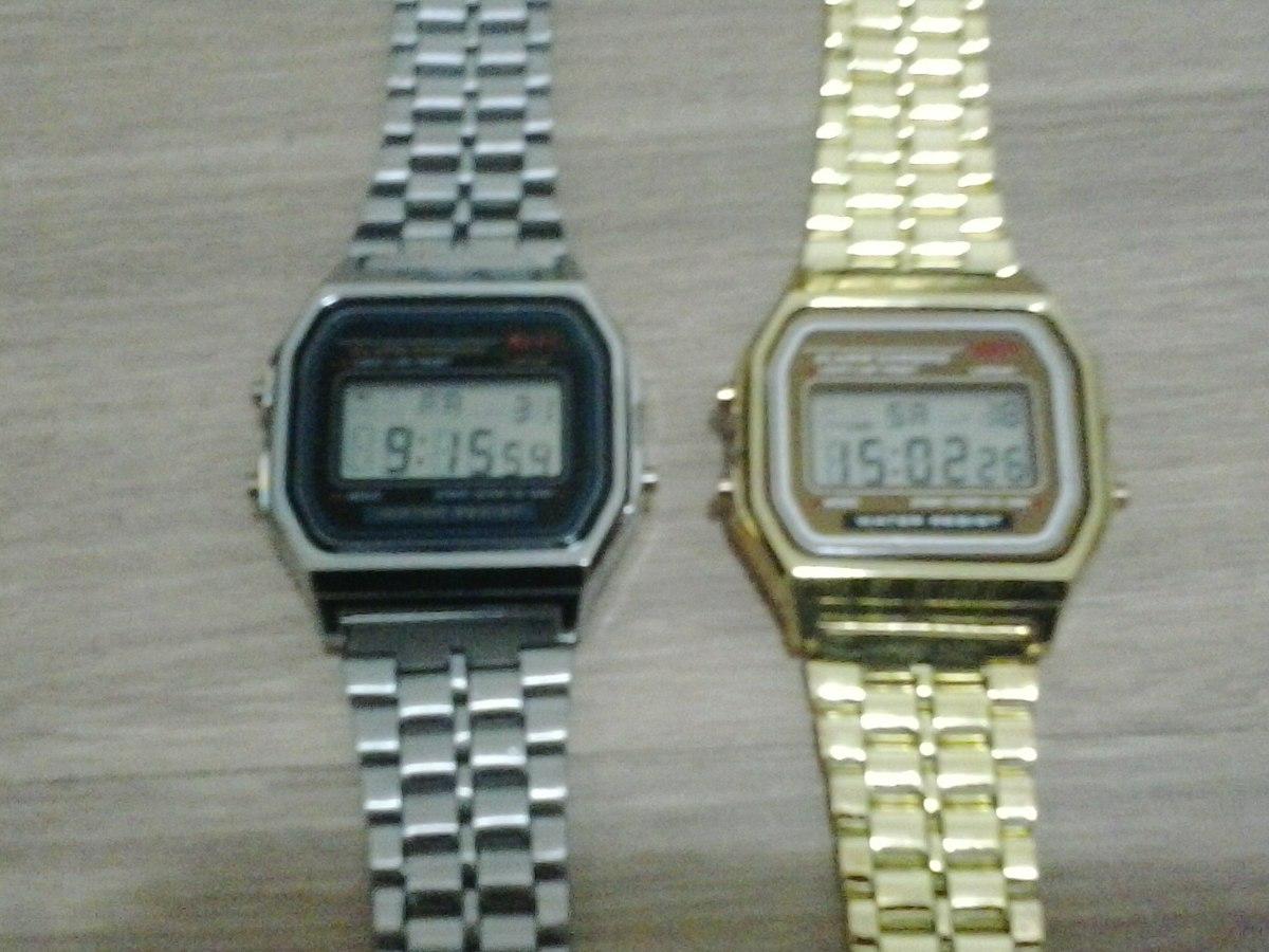 b55ebff5fbf relógio masculino vintage casio retro digital novo unidade! relógio  masculino casio. Carregando zoom.