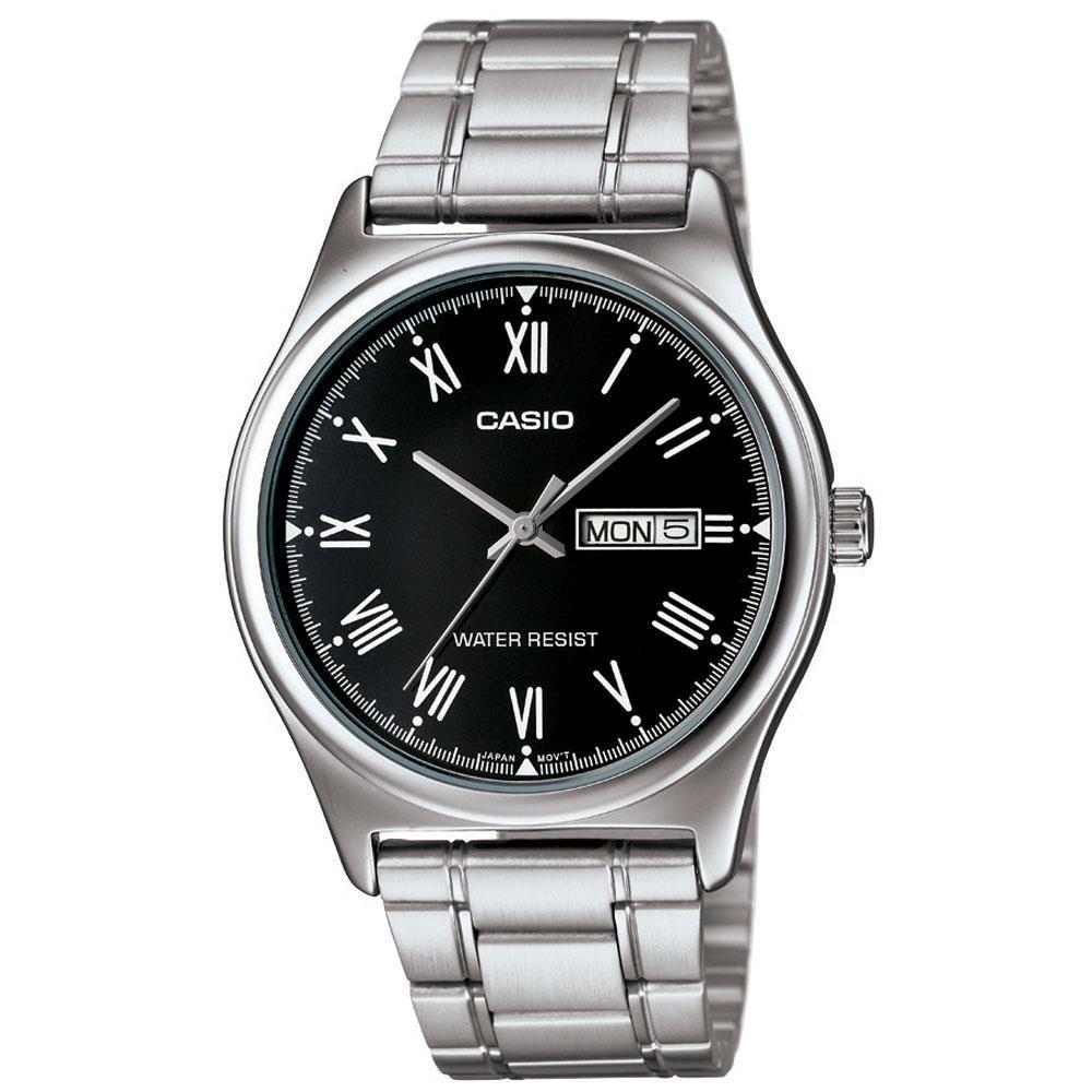 62549e0fa11 Relógio Masculino Analógico Casio Mtp-v006d-1budf Prata - R  138