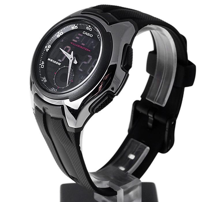328a7ccc10d Relógio Masculino Anadigi Casio Active Dial Aq-160w-1bv - R  319