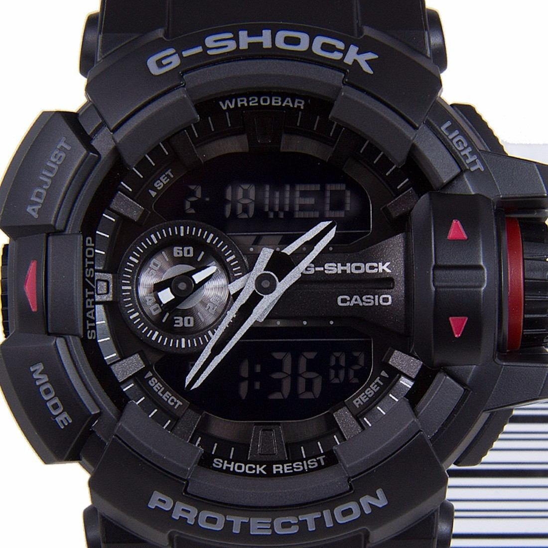 672543b28e6 relógio masculino casio g-shock ga-400-1b original ga400. Carregando zoom...  relógio masculino casio. Carregando zoom.
