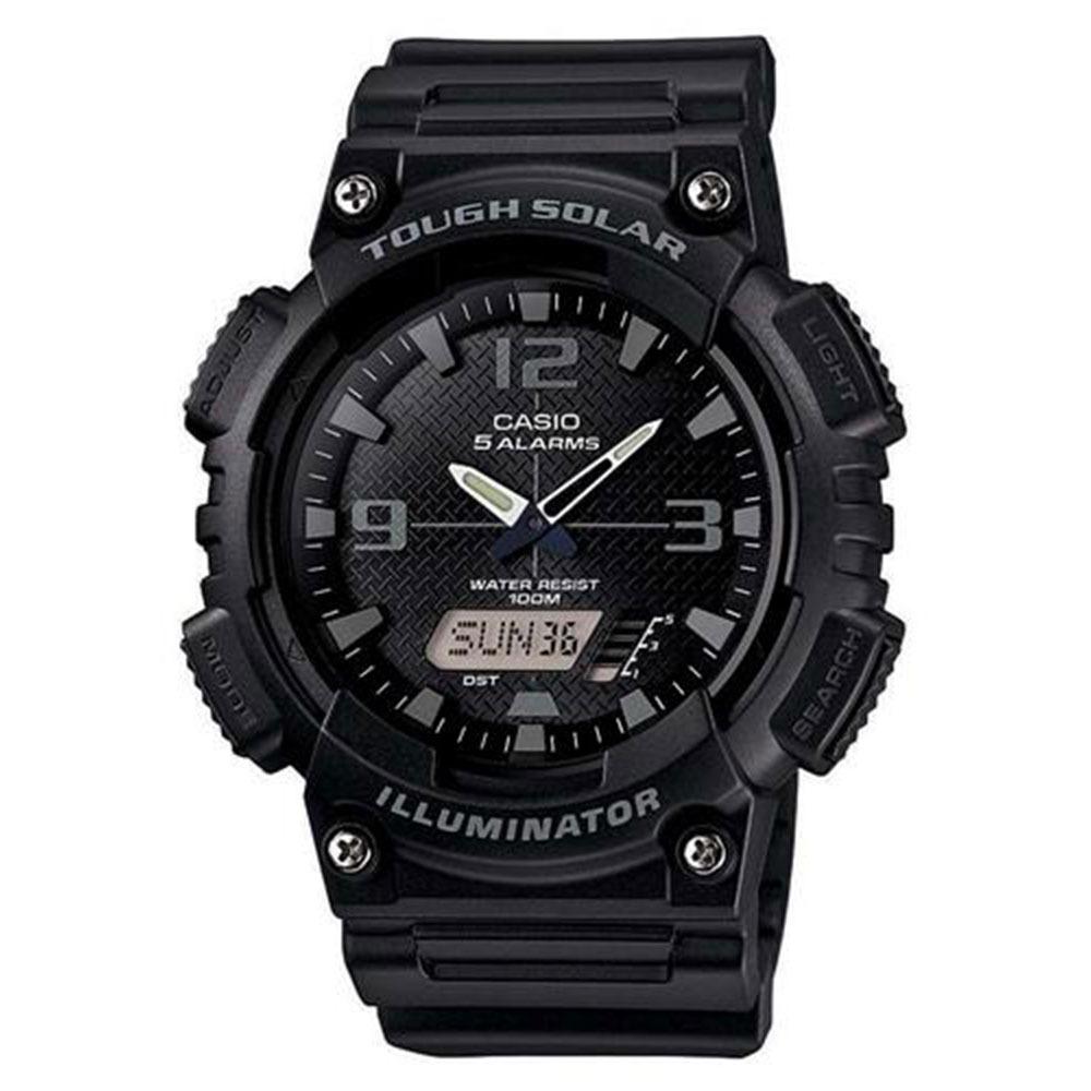 57aa17b06d0 Relógio Masculino Anadigi Casio Aq-s810w-1a2vdf - Preto - R  448