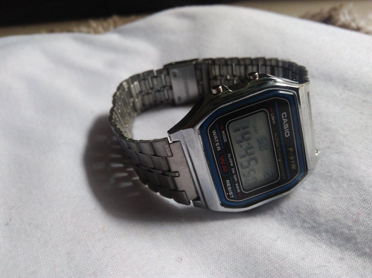 4af661c27b49 Relógio Masculino Casio Retro Top E Barato - R  49