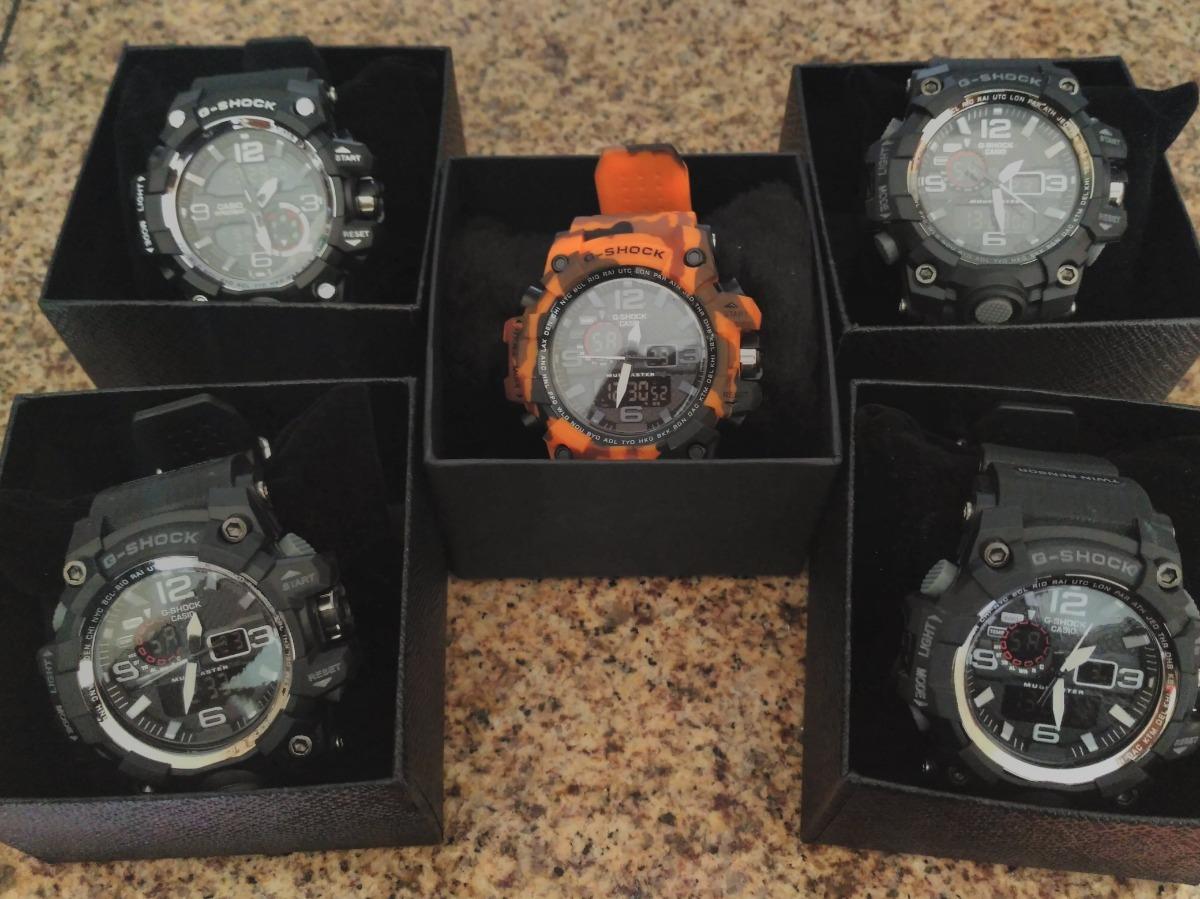 4f22d7fc77c Relógio Masculino Casio G-shock + Caixa   Promoção - R  79
