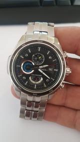 fce52f5e7d4f Relogio Casio Edifice Original Usado - Relógio Masculino