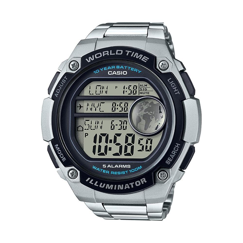7777792844a Relógio Masculino Casio Digital Esportivo Ae-3000wd-1avdf - R  893 ...