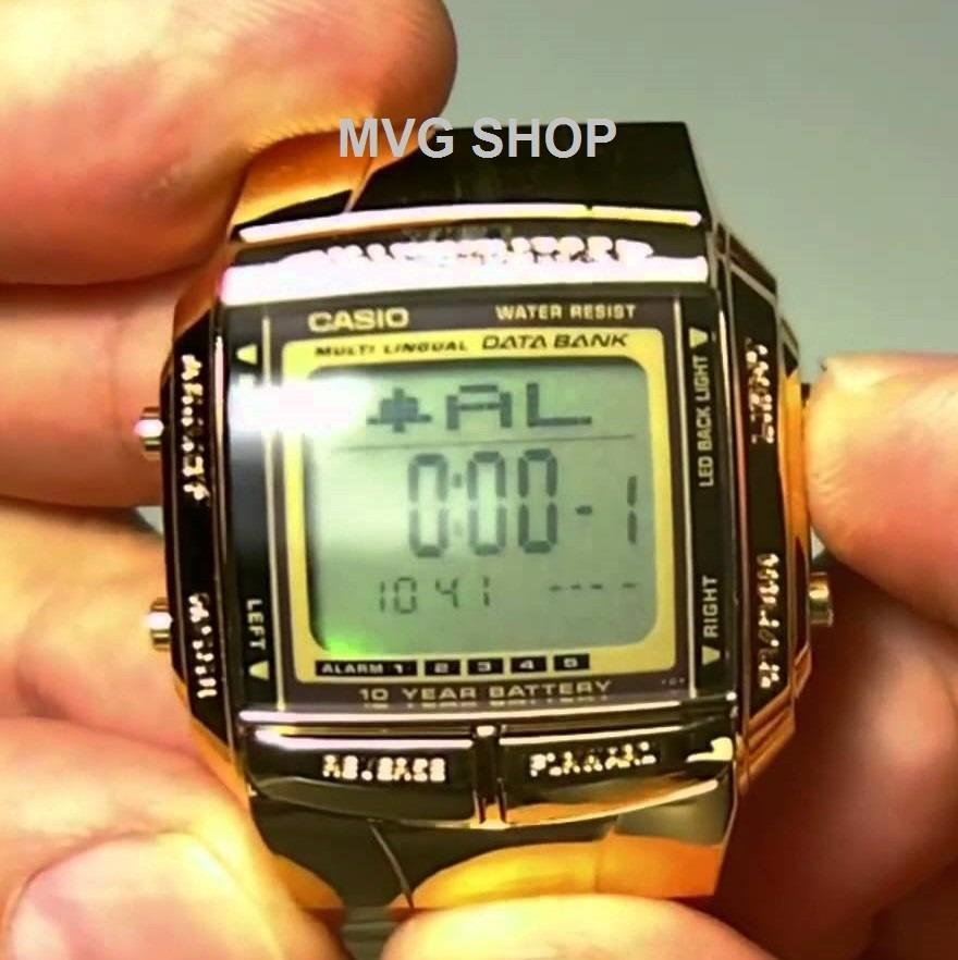 d25fcfbd233 relógio masculino casio digital social db-360g-9adf databank. Carregando  zoom.