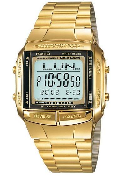 76c64f84c29 Relógio Masculino Casio Digital Social Db-360g-9adf Databank - R ...
