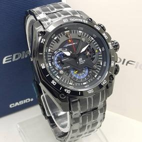 d9f7ff6ff169 Casio Edifice Ef 336d 1avdf 1794 Resit 100 Mts Lindo - Relógios De ...