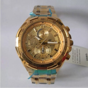 56d76fcf6b9b Relogio Casio Edifice Ef 539 Dourado - Relógio Casio Masculino no Mercado  Livre Brasil