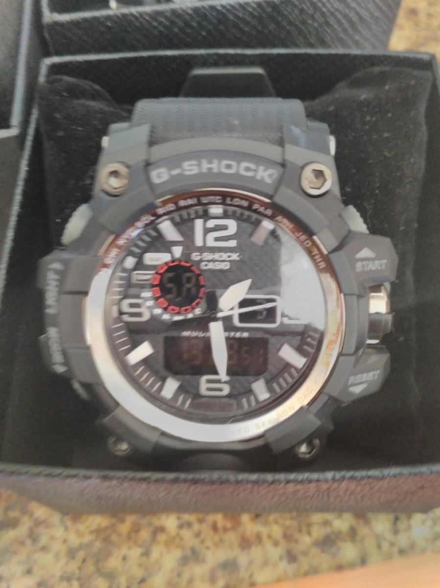 7960ee0c529 relógio masculino casio g-shock + caixa   promoção. Carregando zoom.
