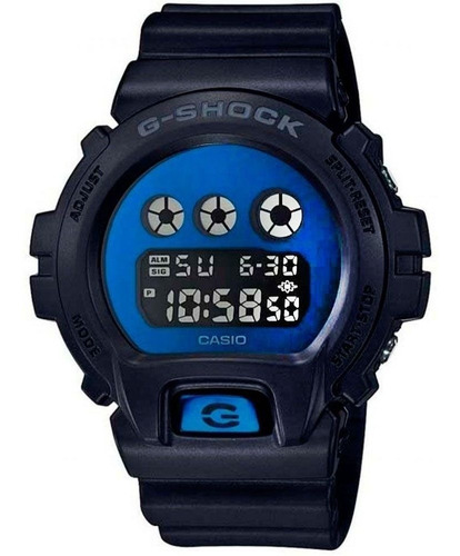 relógio masculino casio g-shock dw-6900mma-2dr