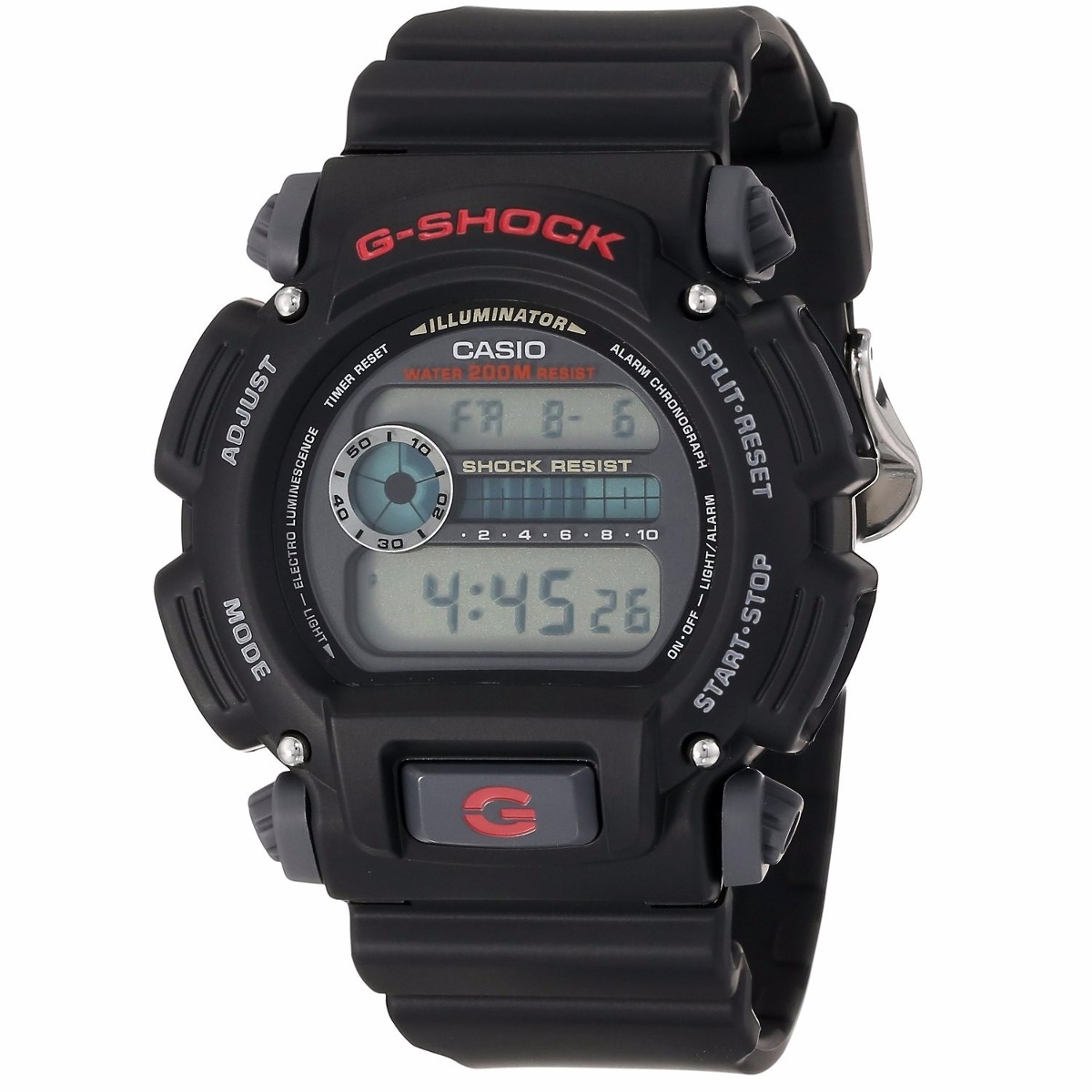 283b099a6db relógio masculino casio g-shock dw-9052-1vdr - nota fiscal. Carregando zoom.