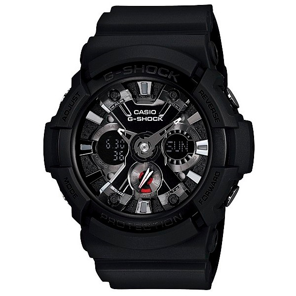 7677e072e63 Relógio Masculino Casio G-shock Ga-200-1adr - Nota Fiscal - R  849 ...