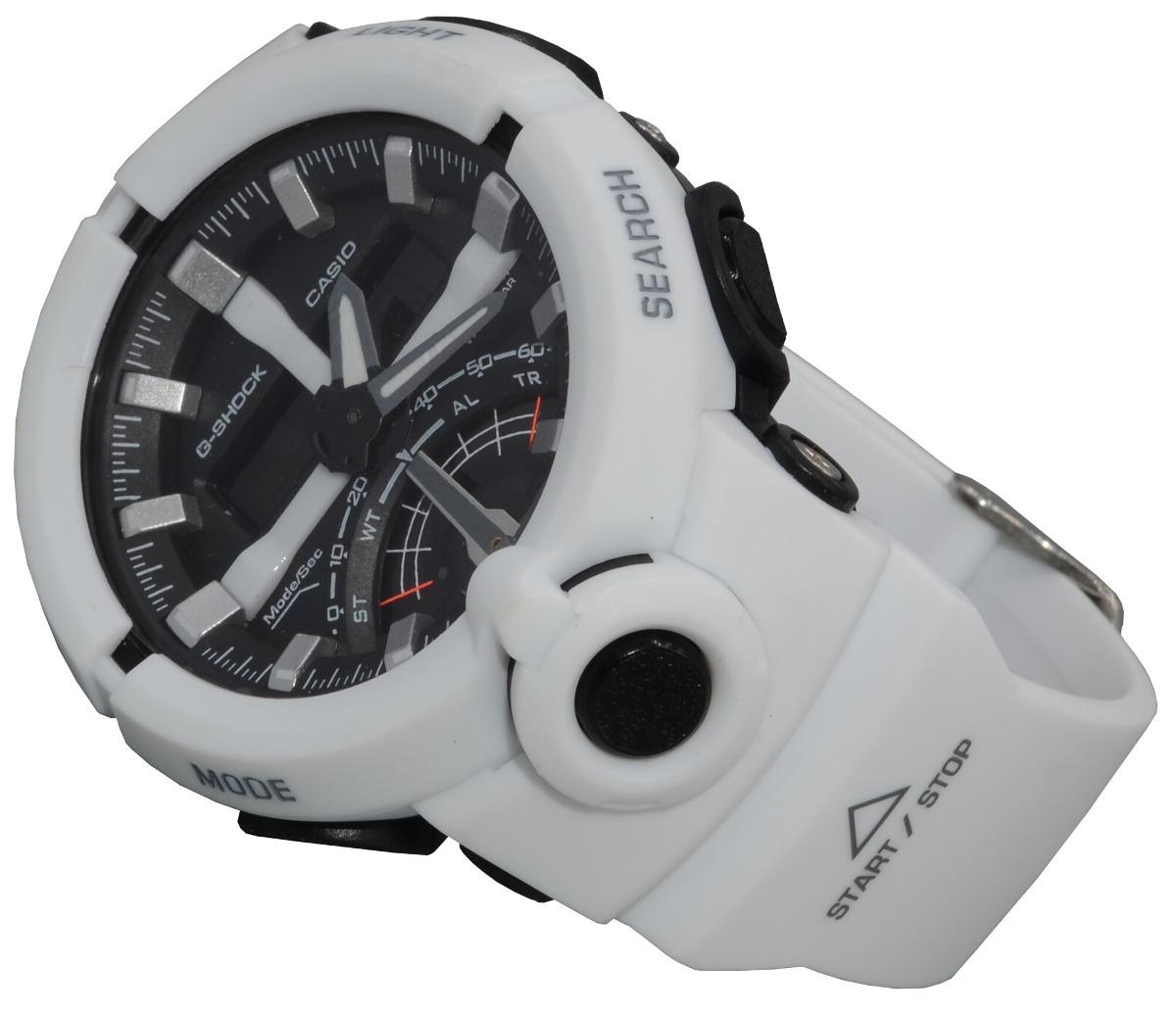 ec357ba3624 Relógio Masculino Casio G-shock Ga-500 Branco Lancamento!! - R  200 ...
