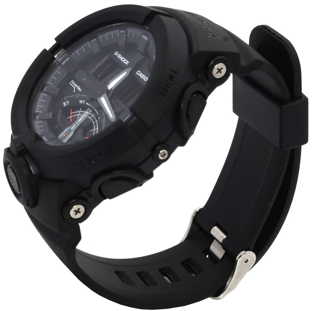 2e527295017 relógio masculino casio g-shock ga-500 preto lançamento! Carregando zoom.