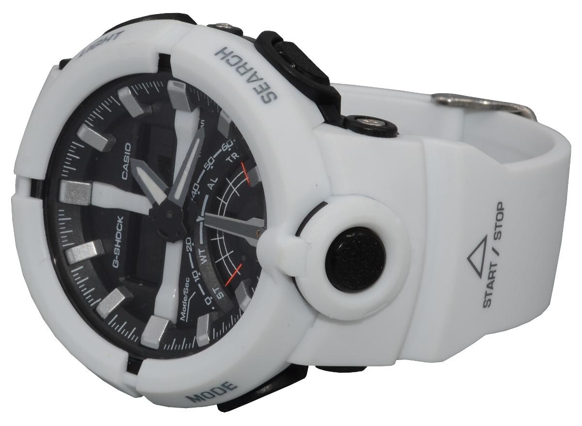 ba9b4379ca0 relógio masculino casio g-shock ga500 branco lançamento. Carregando zoom.