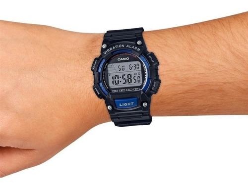 relógio masculino casio g-shock w-735h-2avdf - nota fiscal