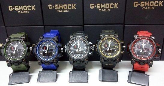 eebe9e8990b Relógio Masculino Casio G-shok Sport Modelos A Prova D água - R  120 ...