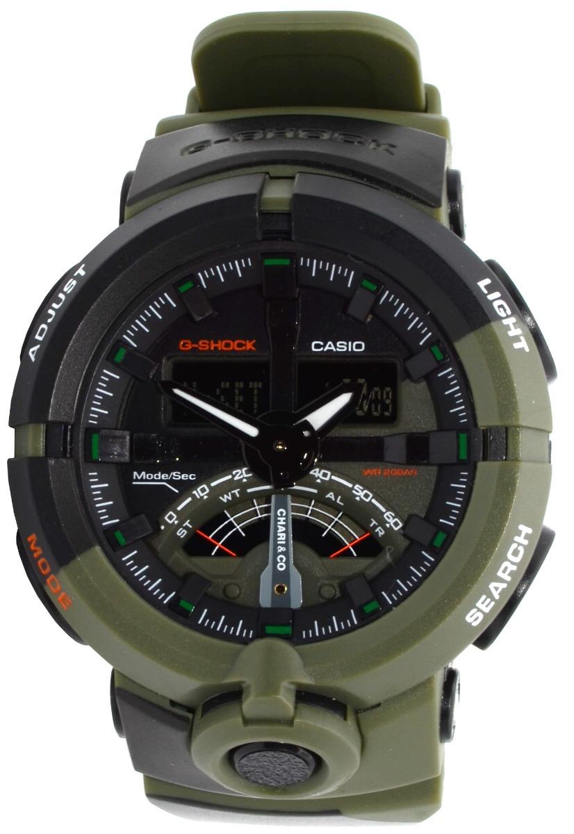 e5d7c144ead relógio masculino casio gshock ga-500 militar lançamento. Carregando zoom.