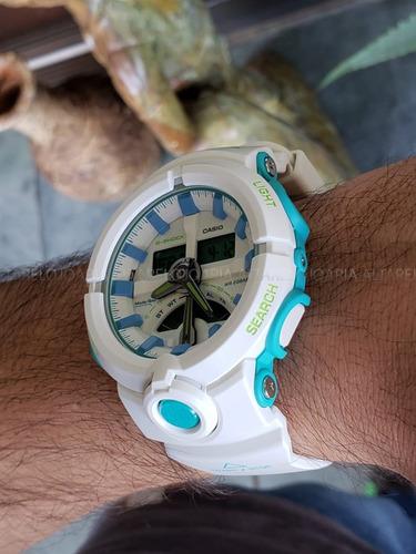 relógio masculino casio gshock ga-500wg-7adr