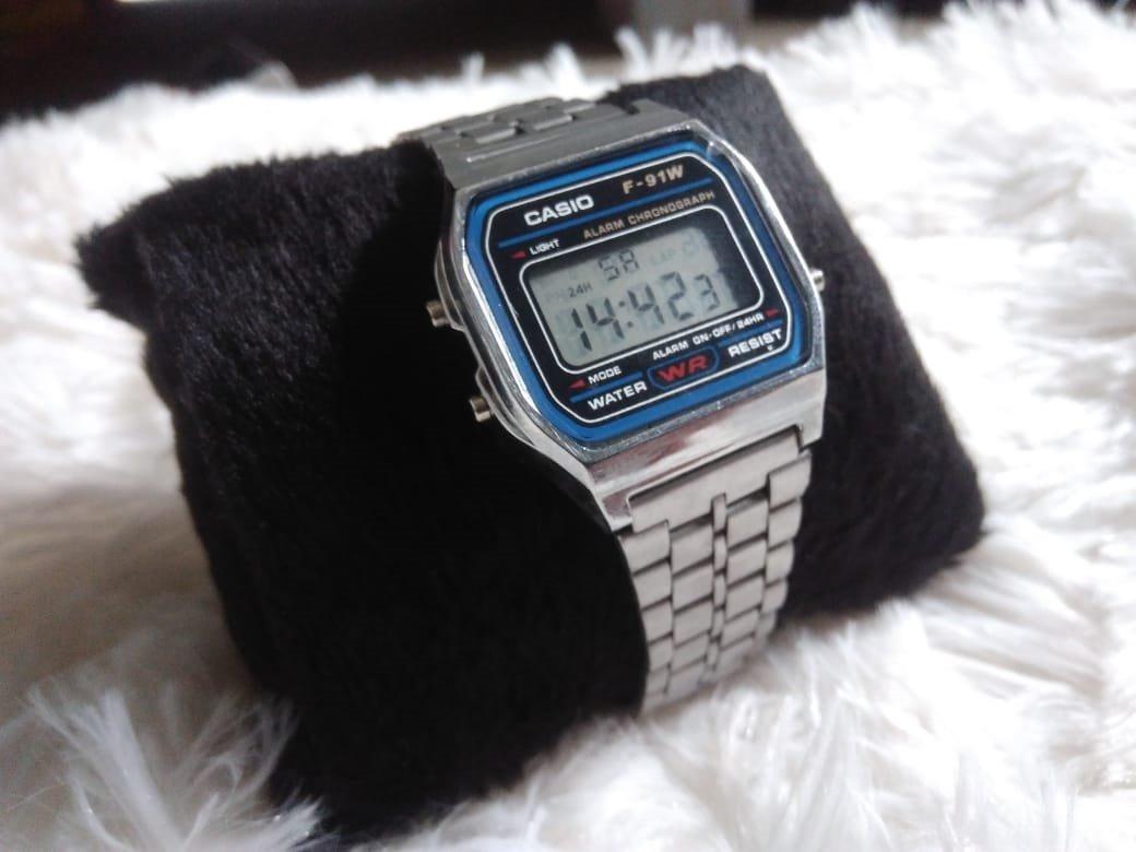 4dba85c89500 relógio masculino casio retro top e barato. Carregando zoom.