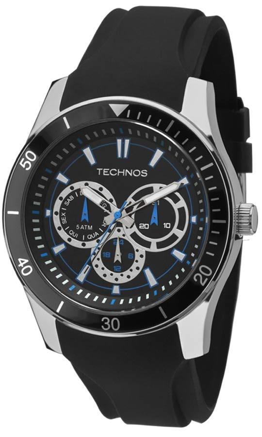 ca4779680a27e Relógio Masculino Casual Analógico 6p29aiq 8p Technos - R  263,99 em ...