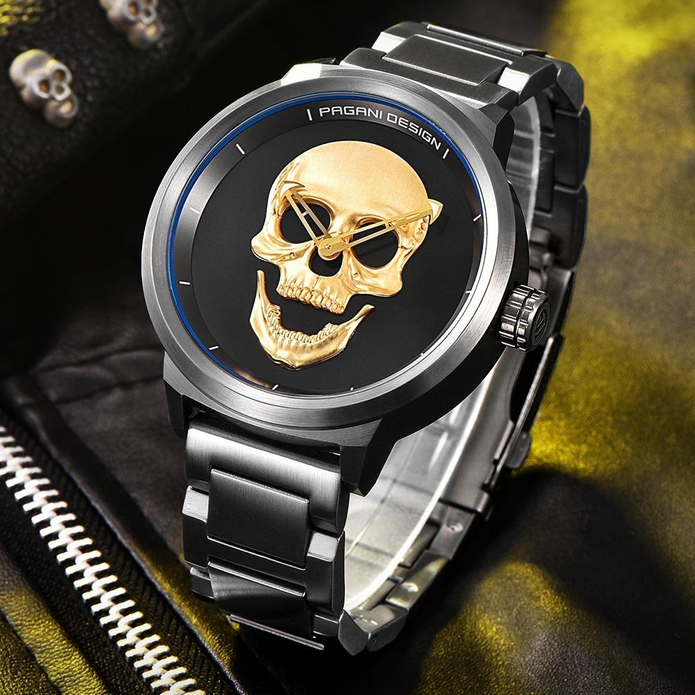 6821f00708b 9444e0c2d72ac8  relógio masculino caveira 3d de pulso mercado livre  comprar. Carregando zoom.