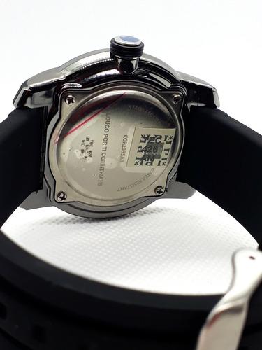 relógio masculino clubes technos analógico corinthians