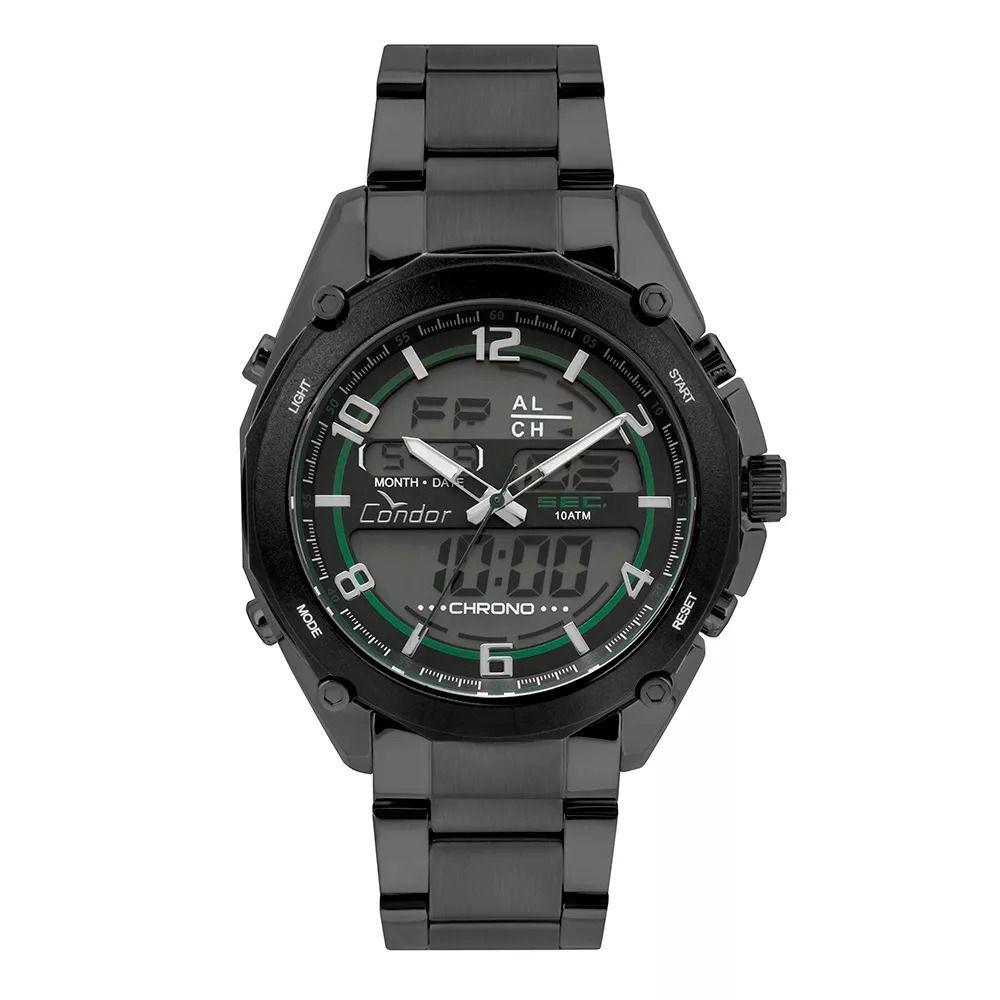907e03e197c4d relógio masculino condor preto coy121e6ab4p promoção e nf. Carregando zoom.