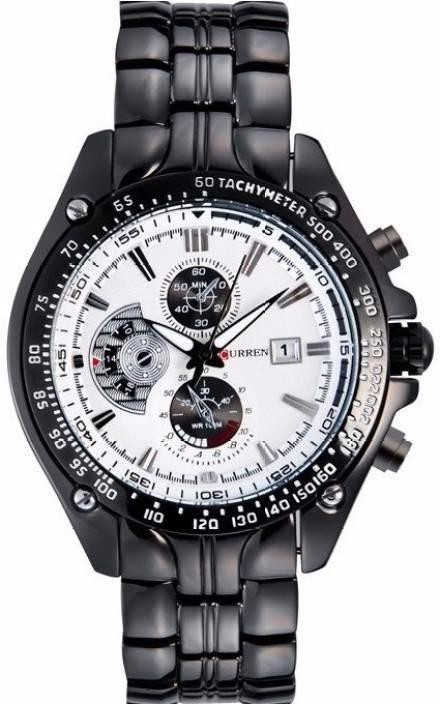 1b1e593fb26 Relógio Masculino Curren 8083 Estilo Luxo Original ! - R  89