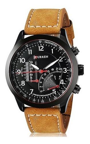 relógio masculino curren modelo m8152