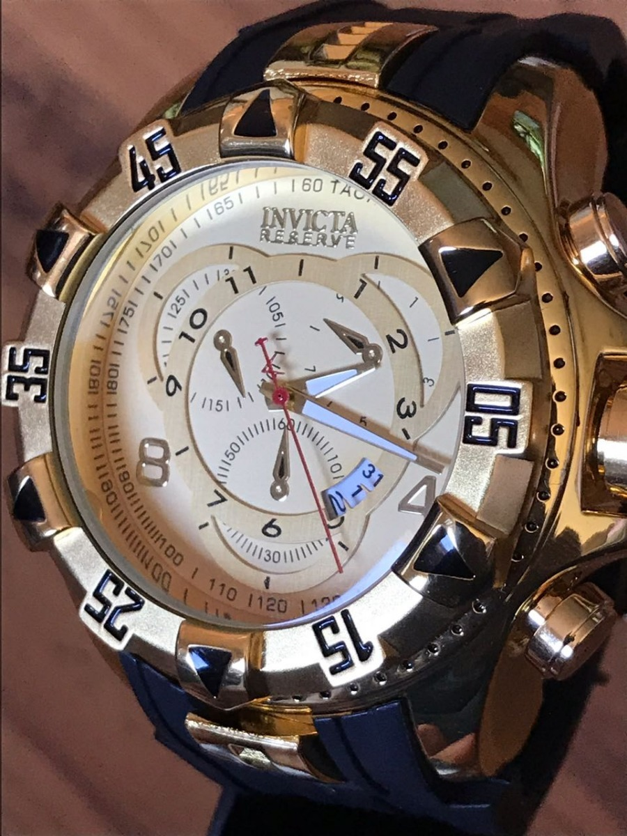 81db7aef981 Relógio Masculino De Aço Pulseira De Borracha Prova D água. - R  79 ...