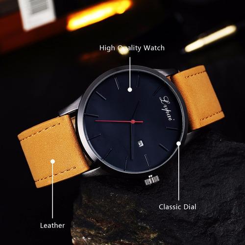 relógio masculino de luxo