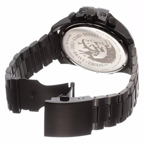 relógio masculino diesel