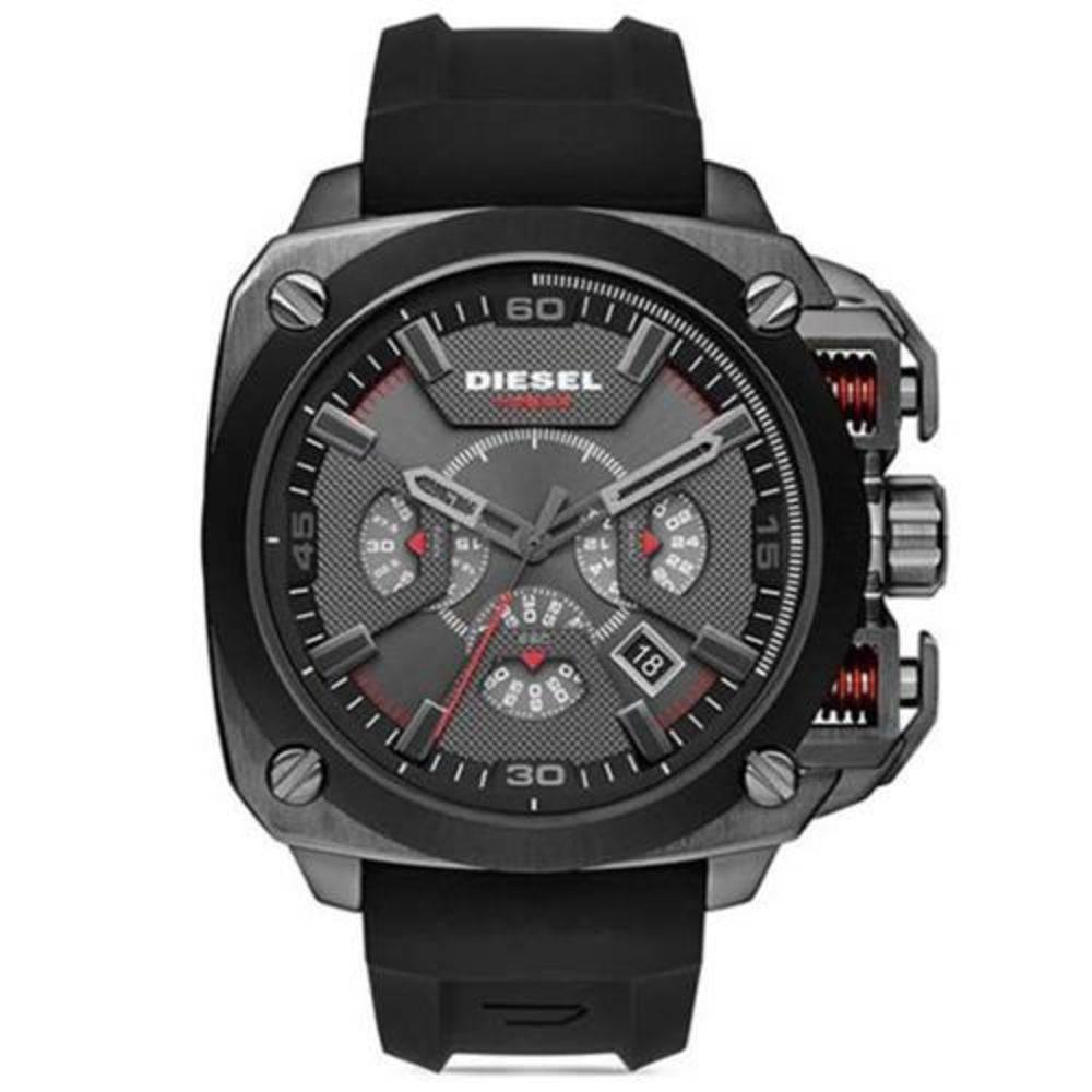 162fb200b36 Relógio Masculino Diesel Dz7356 0pn Preto - Loja Oficial - R  2.299 ...