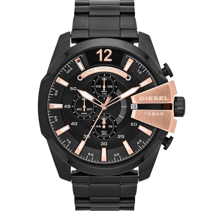 446a8c8b880 Relógio Masculino Diesel Dz4309 1pn 52mm Preto - R  1.338